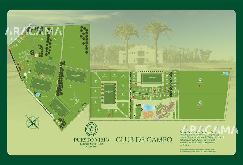 Foto Barrio Privado en Cañuelas CLUB DE CAMPO PUESTO VIEJO número 6
