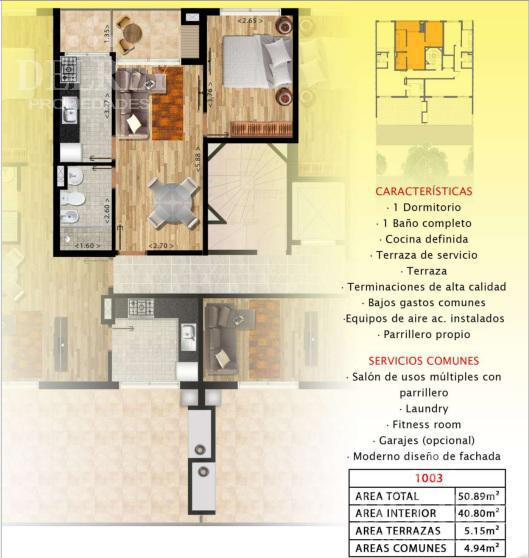 Foto Edificio en Pocitos 26 de marzo y Pereyra de la Luz número 9
