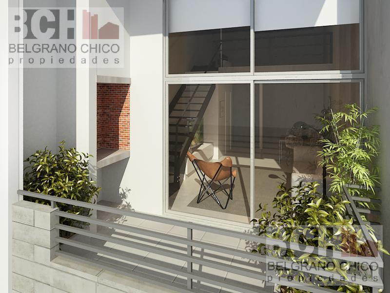 Foto Edificio en Flores Av. Juan Bautista Alberdi 2030 número 7