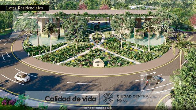 Foto  en Mérida CIUDAD CENTRAL, Terrenos Residenciales en Pre- venta, Mérida, Yucatán, Clave SIND10