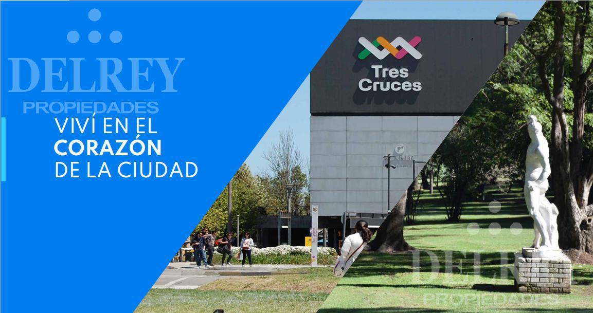 Foto Edificio en Tres Cruces Acevedo Díaz y Miguelete número 1