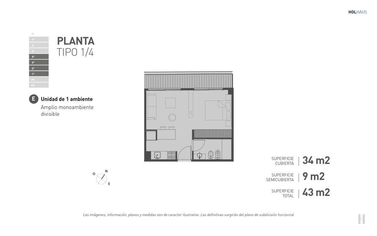 Foto Edificio en Saavedra Holmberg 4091/ 4081 número 14