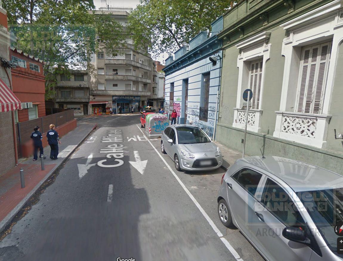 Foto Edificio en Cordón             Minas y Rodó           número 2