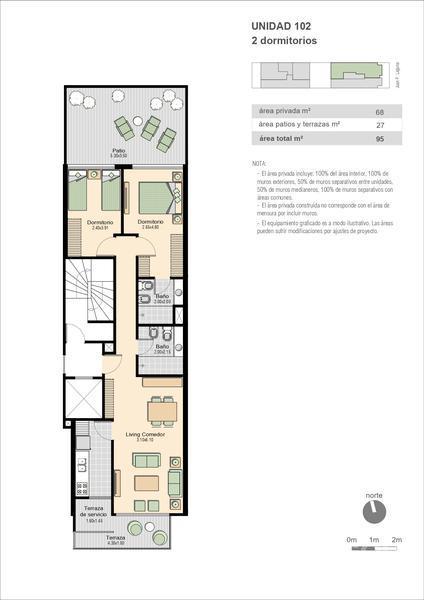 Foto Edificio en Pocitos Nuevo Próximo a Montevideo Shopping y WTC número 6