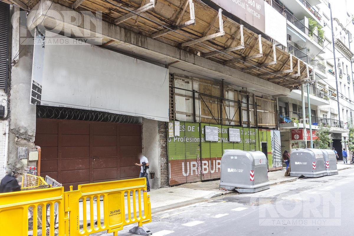 Foto Edificio en Recoleta Pres. José E. Uriburu entre Av. Santa Fe y Charcas numero 15