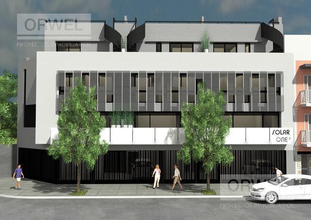 Foto Edificio en Belgrano 5 triplex sustentables. Piletas y parrillas propias. Belgrano.  número 18