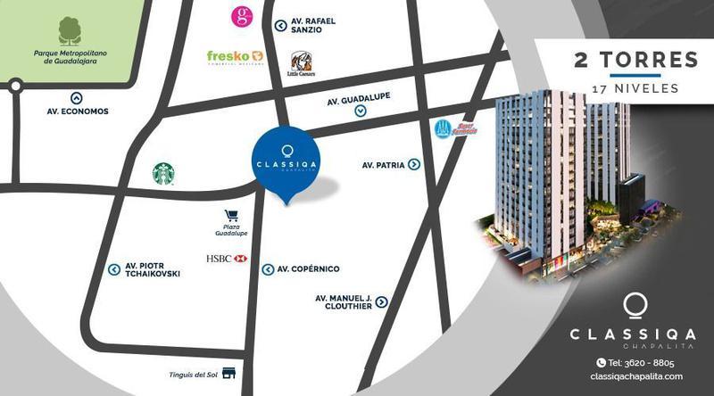 Foto Edificio en Condominio Chapalita las Fuentes AV. COPÉRNICO 943, ZAPOPAN, JALISCO número 14
