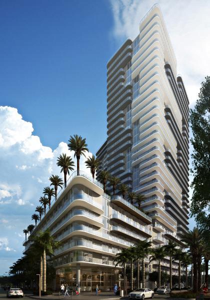 Foto Edificio en Tela 3401 NE 1st Ave número 14