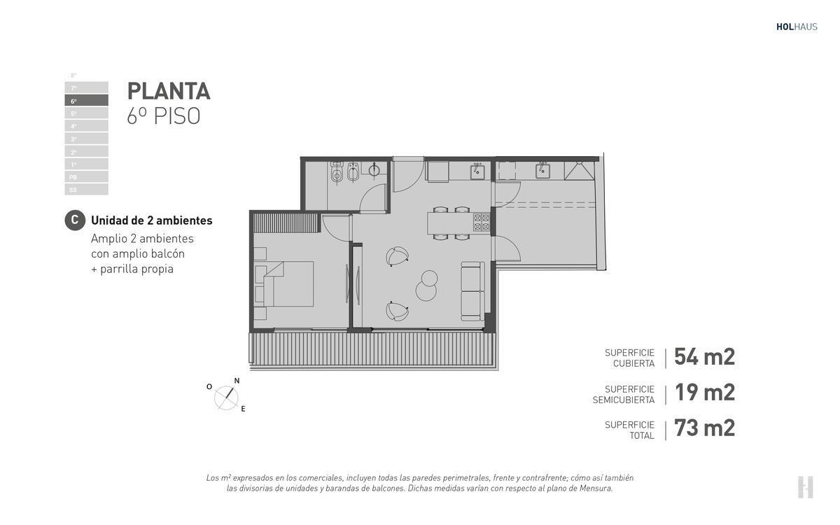 Foto Edificio en Saavedra Holmberg 4091/ 4081 número 24