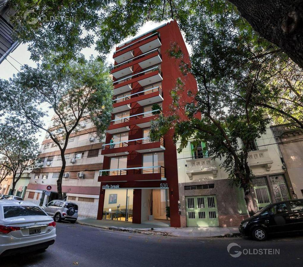 Foto Edificio en Almagro Palestina 500 número 1