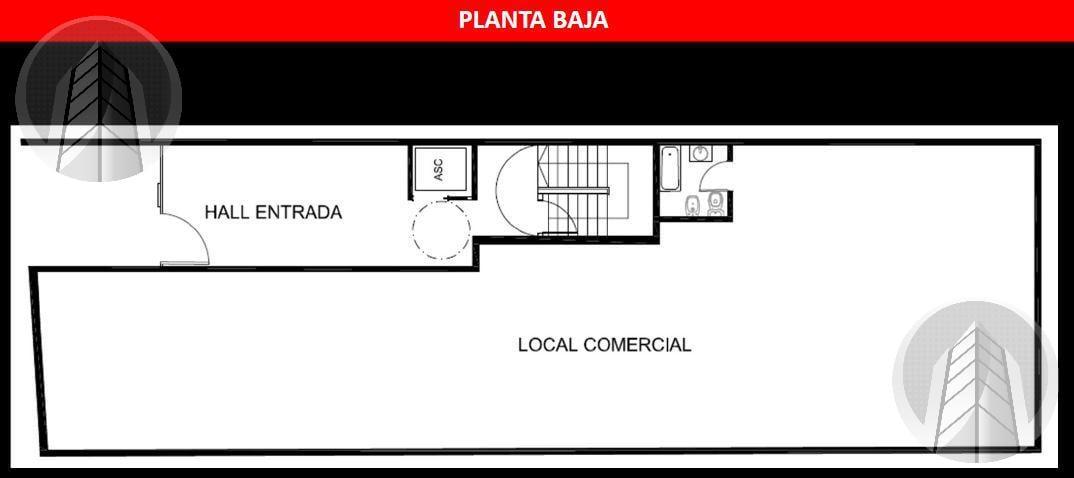 Foto Edificio en Belgrano Monroe 3317 número 7