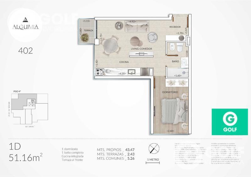 Foto Edificio en Punta Carretas Lanzamiento exclusivo número 18