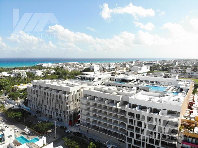 Foto DESARROLLO - Condominio en  en  Solidaridad , Quintana Roo  IPANA, Departamentos y Penthouses en Pre-Venta, 1 a 3 Recamaras, Playa del Carmen, Q. Roo, Clave SIND22
