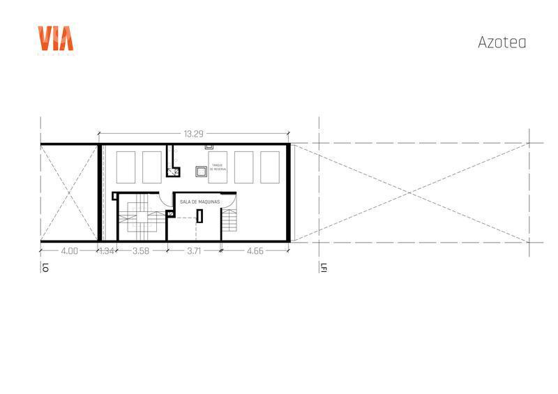 Foto Edificio de oficinas en Recoleta Viamonte 2100 número 9