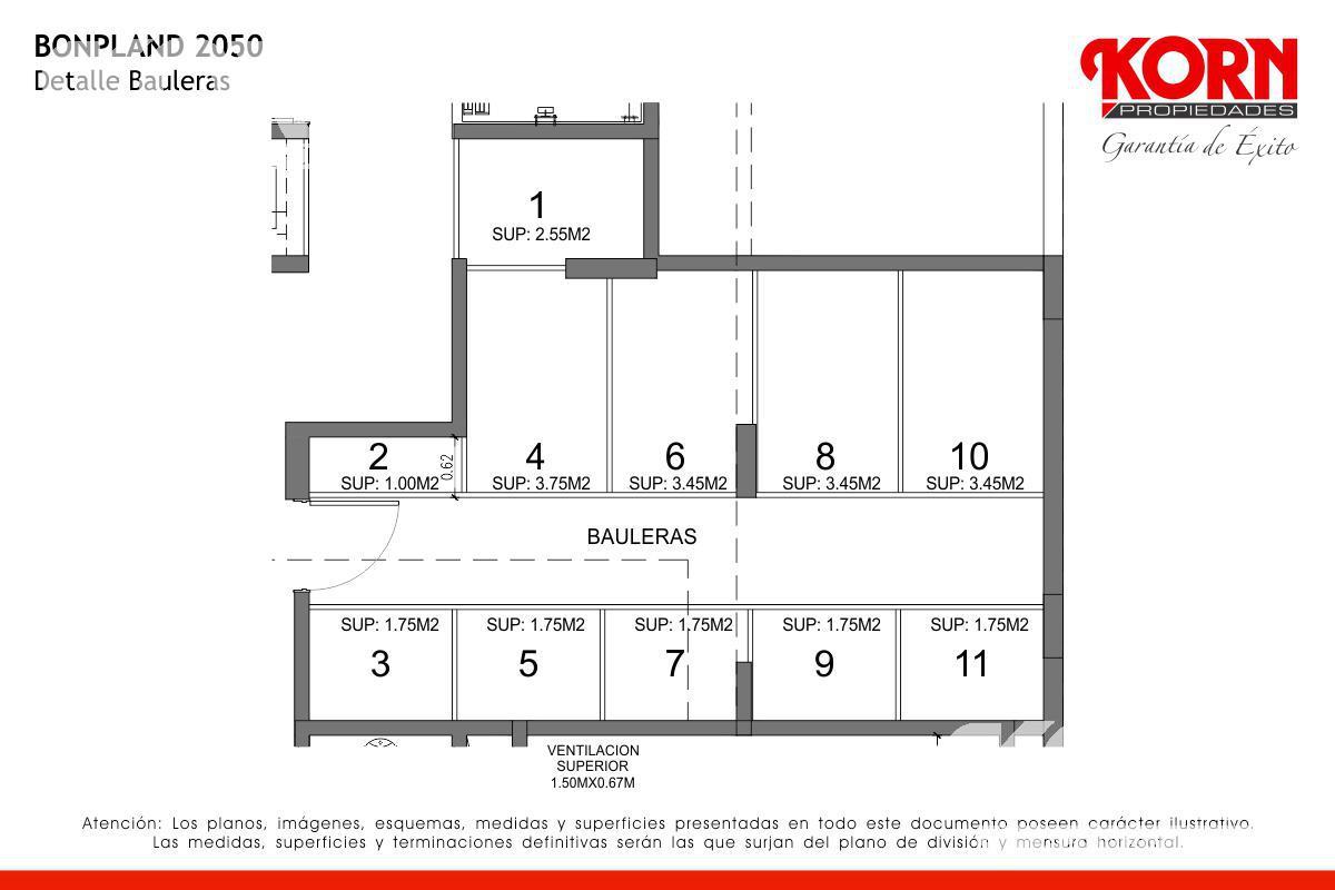 Foto Edificio en Palermo Hollywood Bonpland al 2000 entre Nicaragua y Soler numero 7