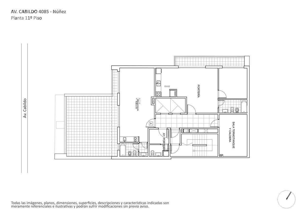 Foto Edificio en Nuñez Av. Cabildo y Vilela numero 6