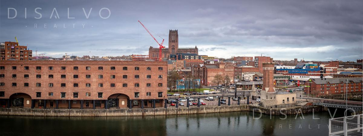Foto Edificio en Liverpool Kings Dock, Liverpool, UK número 7