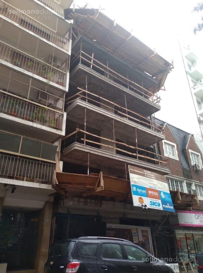 Foto Edificio en P.Las Heras Juncal 2921 número 3