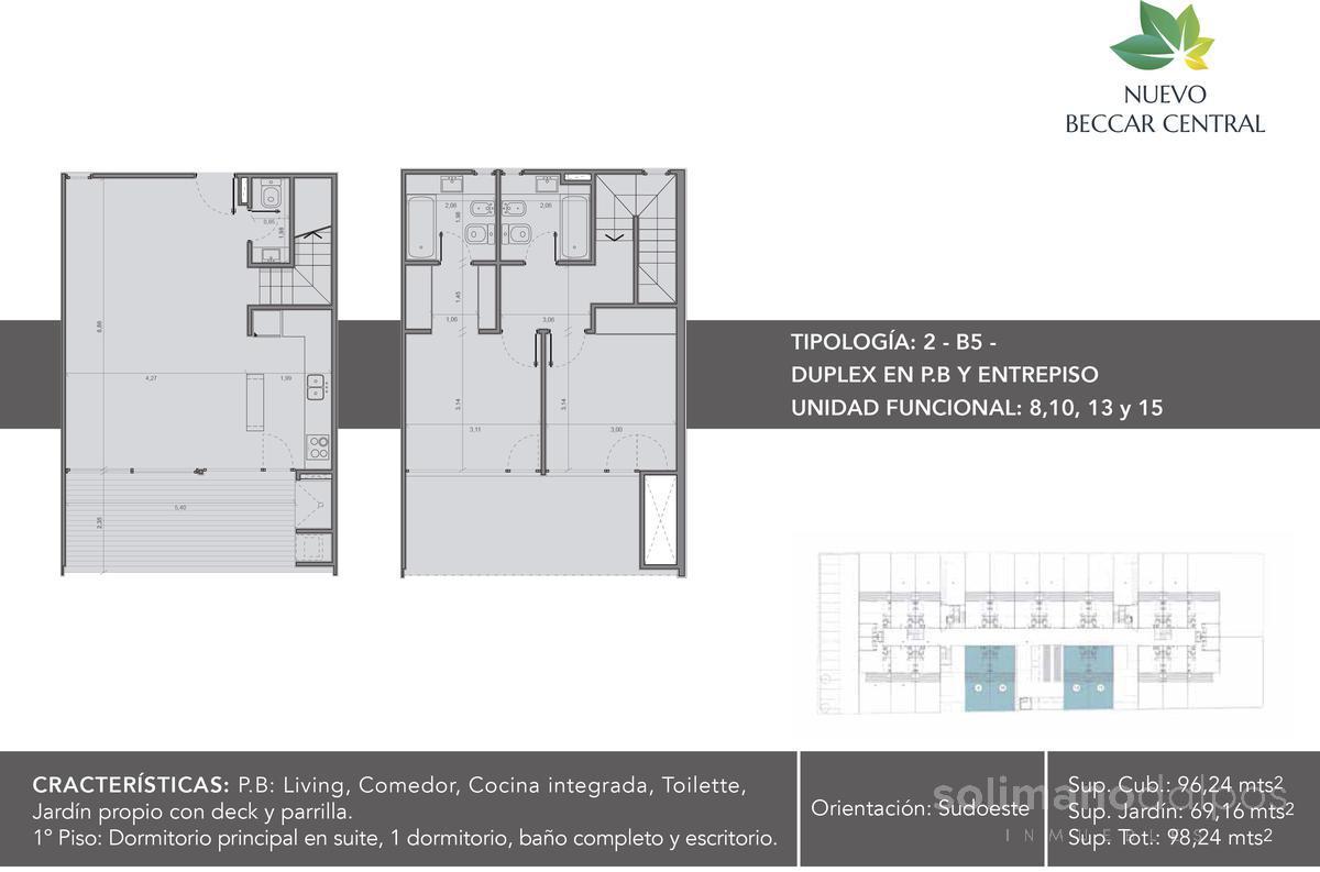 Foto Edificio en Beccar Intendente Becco 2300 número 19