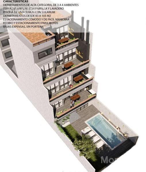 Foto Edificio en Saavedra Ruiz Huidobro 2800 número 2