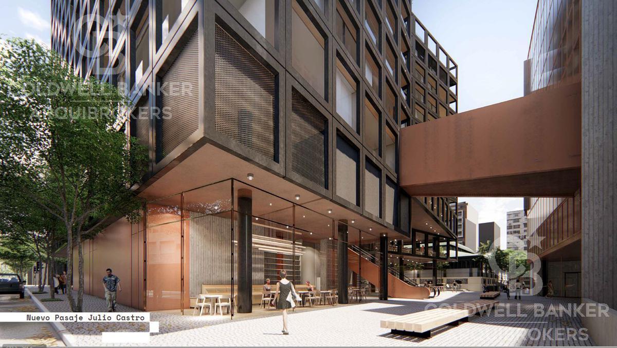 Foto Edificio en Centro (Montevideo)             Ejido y Soriano        número 5