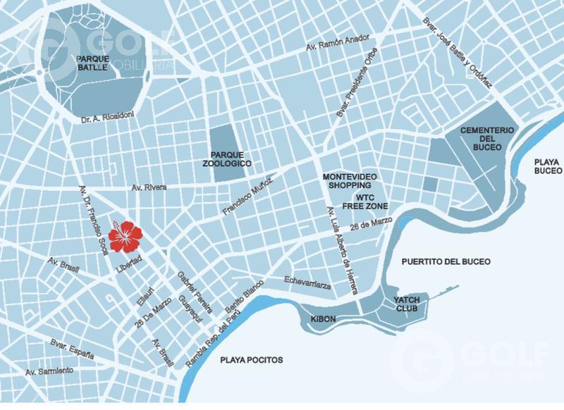 Foto Edificio en Pocitos                  Guayaquí 2986             número 5