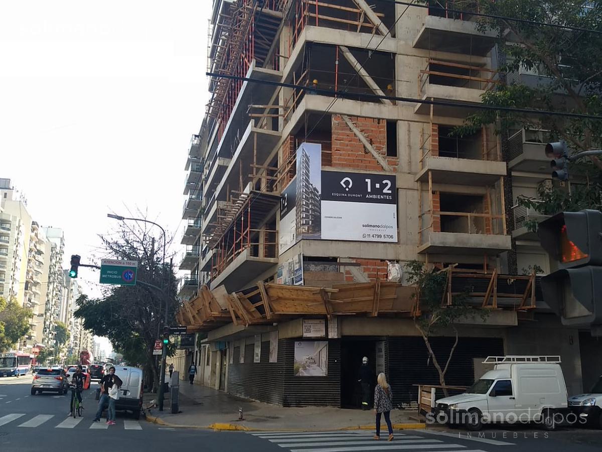 Foto Edificio en Palermo Santos Dumont 2395 número 6