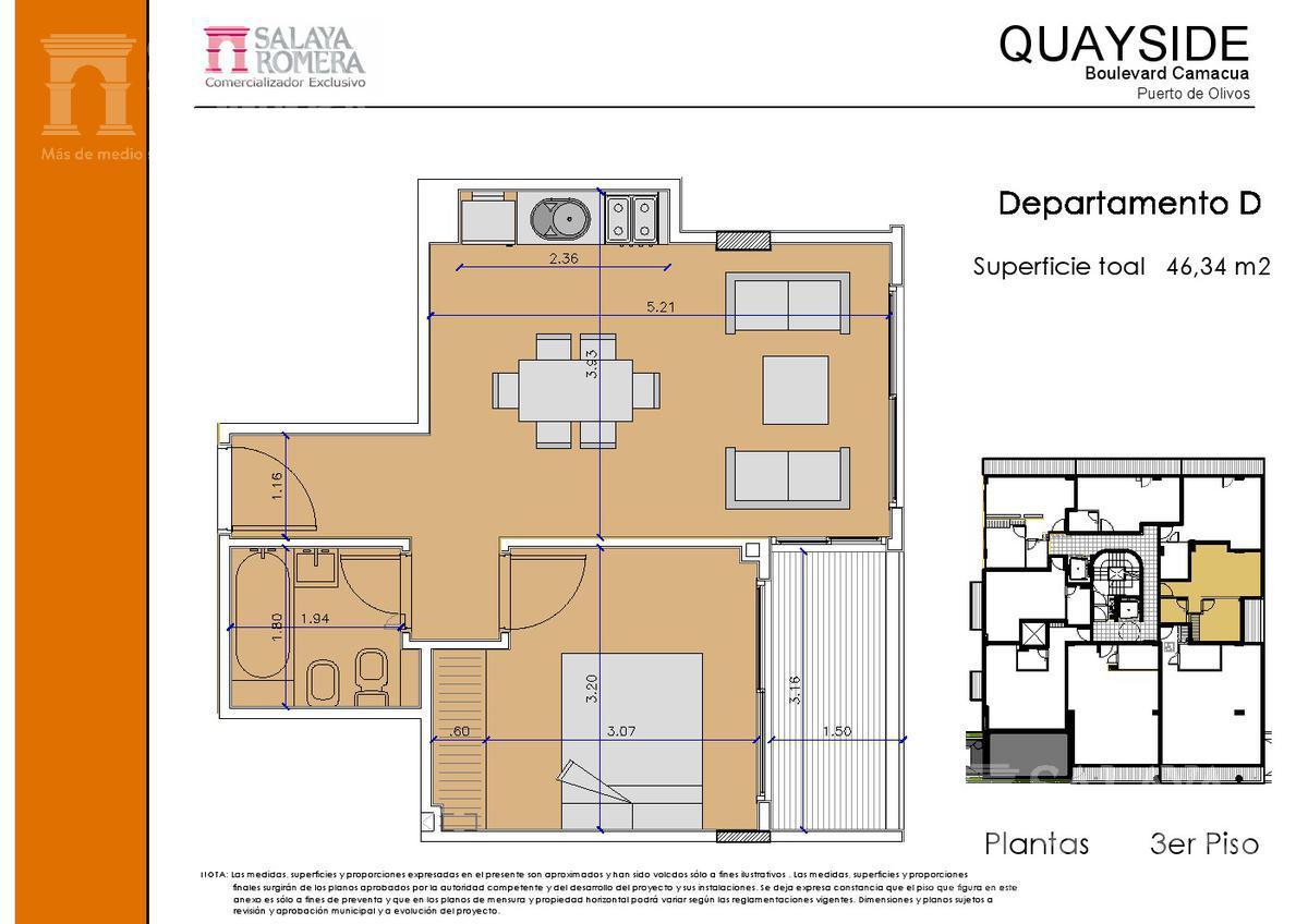 Foto Edificio en Olivos-Vias/Rio Camacua 400 número 18
