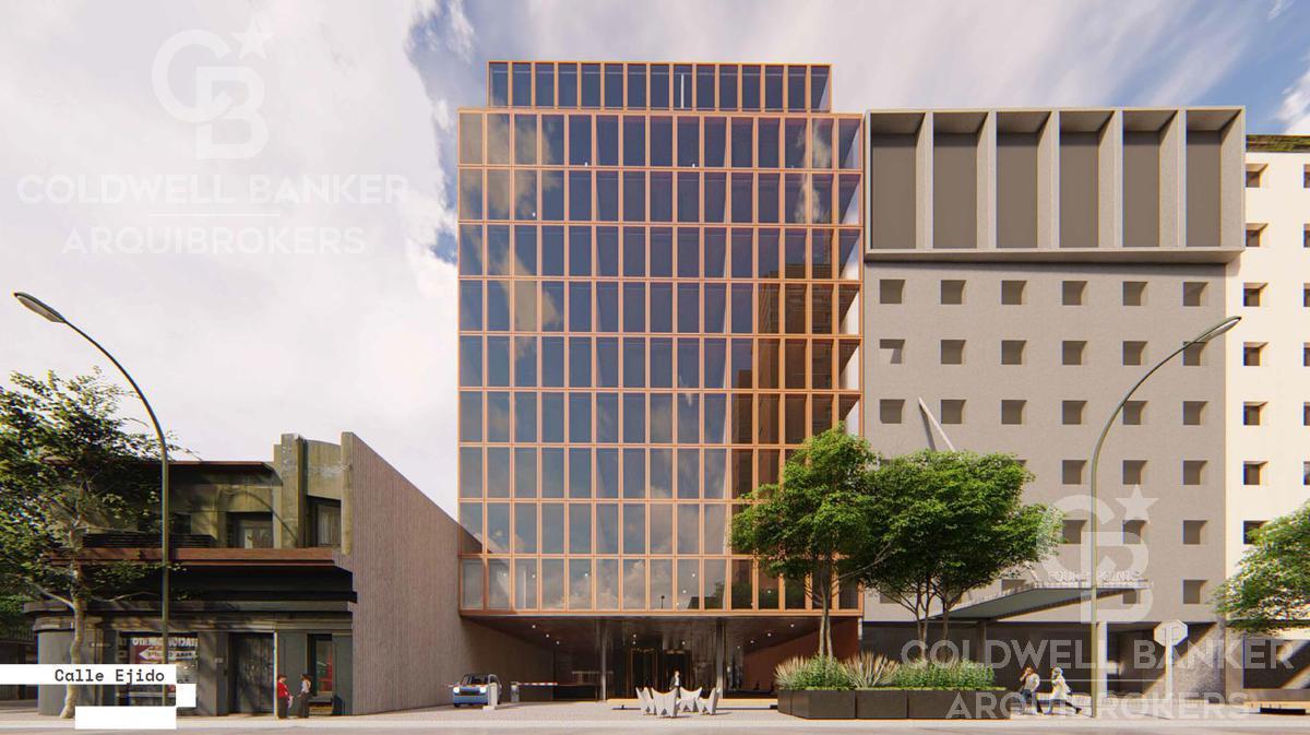 Foto Edificio en Centro (Montevideo)             Ejido y Soriano        número 10