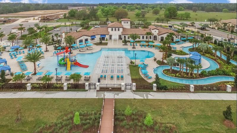 Foto  en Orlando 2105 Malta Terrace Kissimmee, Florida 34747