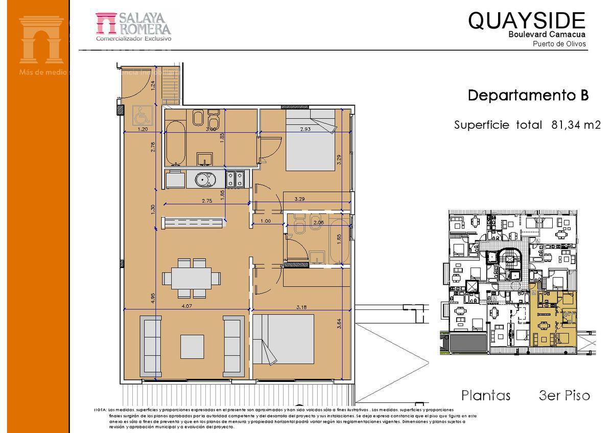 Foto Edificio en Olivos-Vias/Rio Camacua 400 número 15