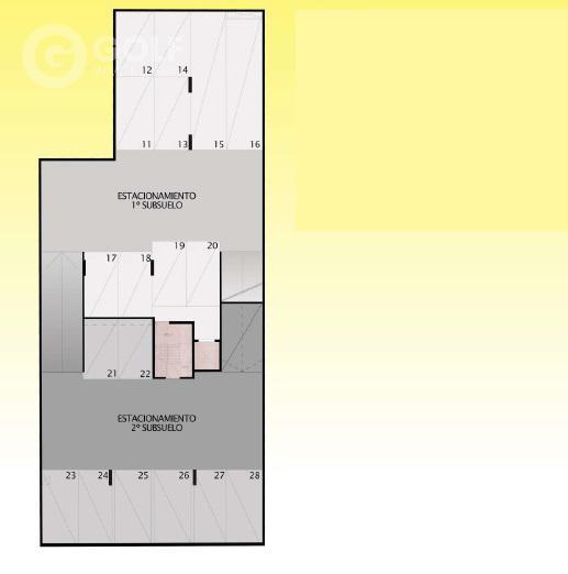 Foto Edificio en Pocitos Nuevo Próximo a WTC y a la Rambla de Pocitos número 3