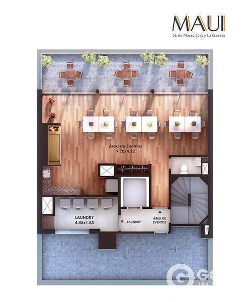 Foto Edificio en Pocitos Emprendimiento proximo a 26 de Marzo número 5