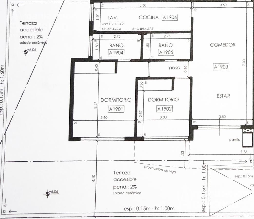 Foto Edificio en San Isidro Edificio en Venta. Entrega Noviembre 2021 número 8