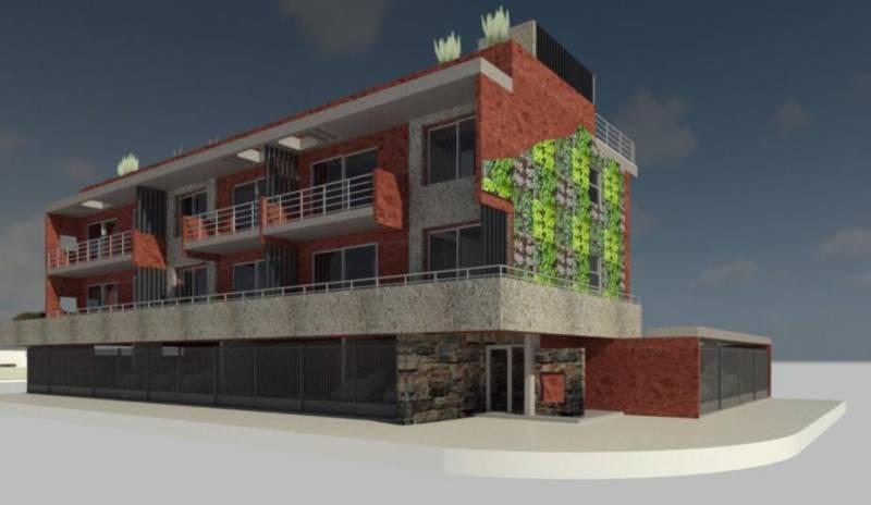 Foto Edificio en Pilar Pampa y Manuel Martignone 12 número 4