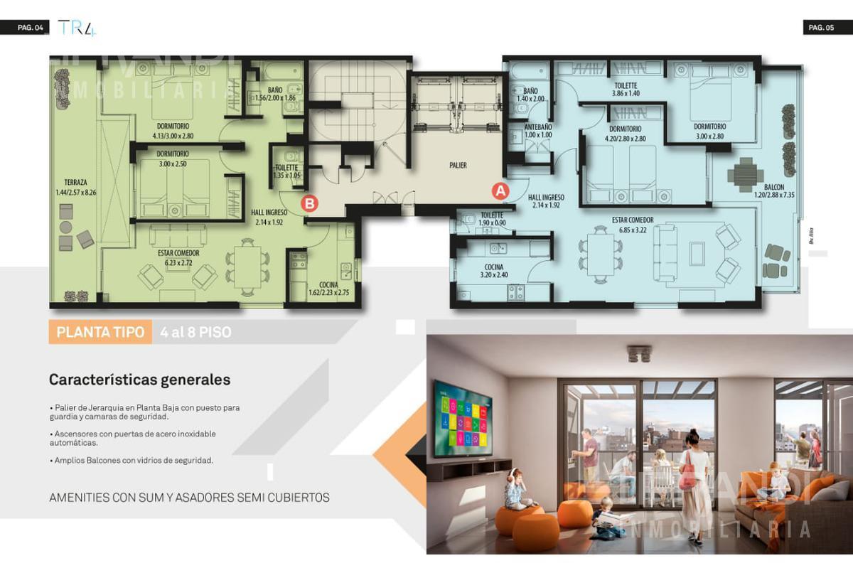 Foto Edificio en Nueva Cordoba BV. ILLIA 20 número 3