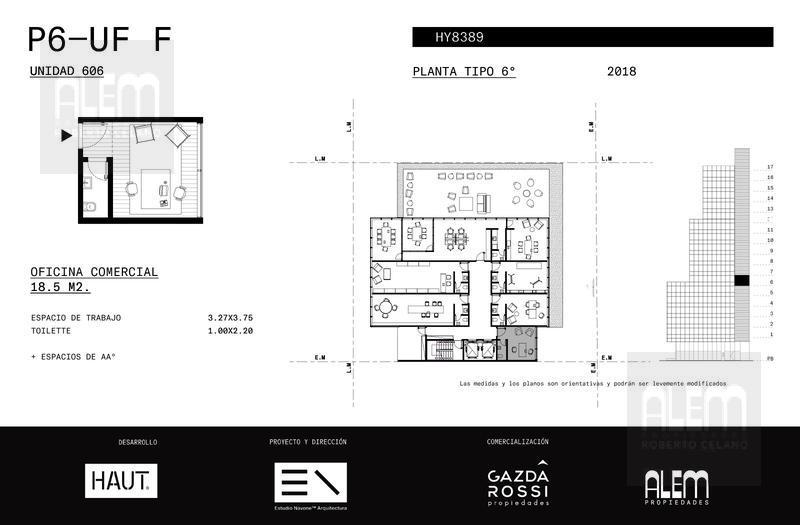 Foto Edificio de oficinas en Lomas de Zamora Oeste Avenida Hipólito Yrigoyen 8389 número 10