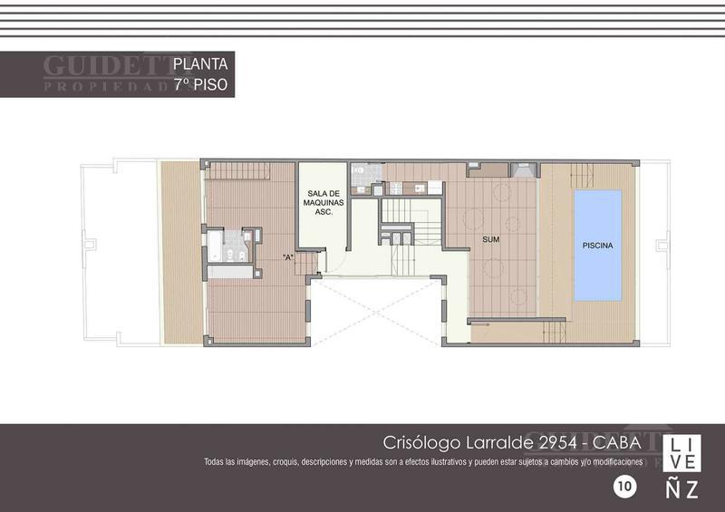Foto Edificio en Nuñez CRISÓLOGO LARRALDE 2954 número 8