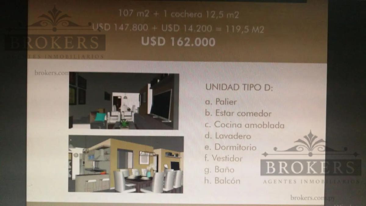 Foto Edificio en Mburicaó Vendo Departamentos de 1 y 2 dormitorios a estrenar, Bo. Mburicao. número 7