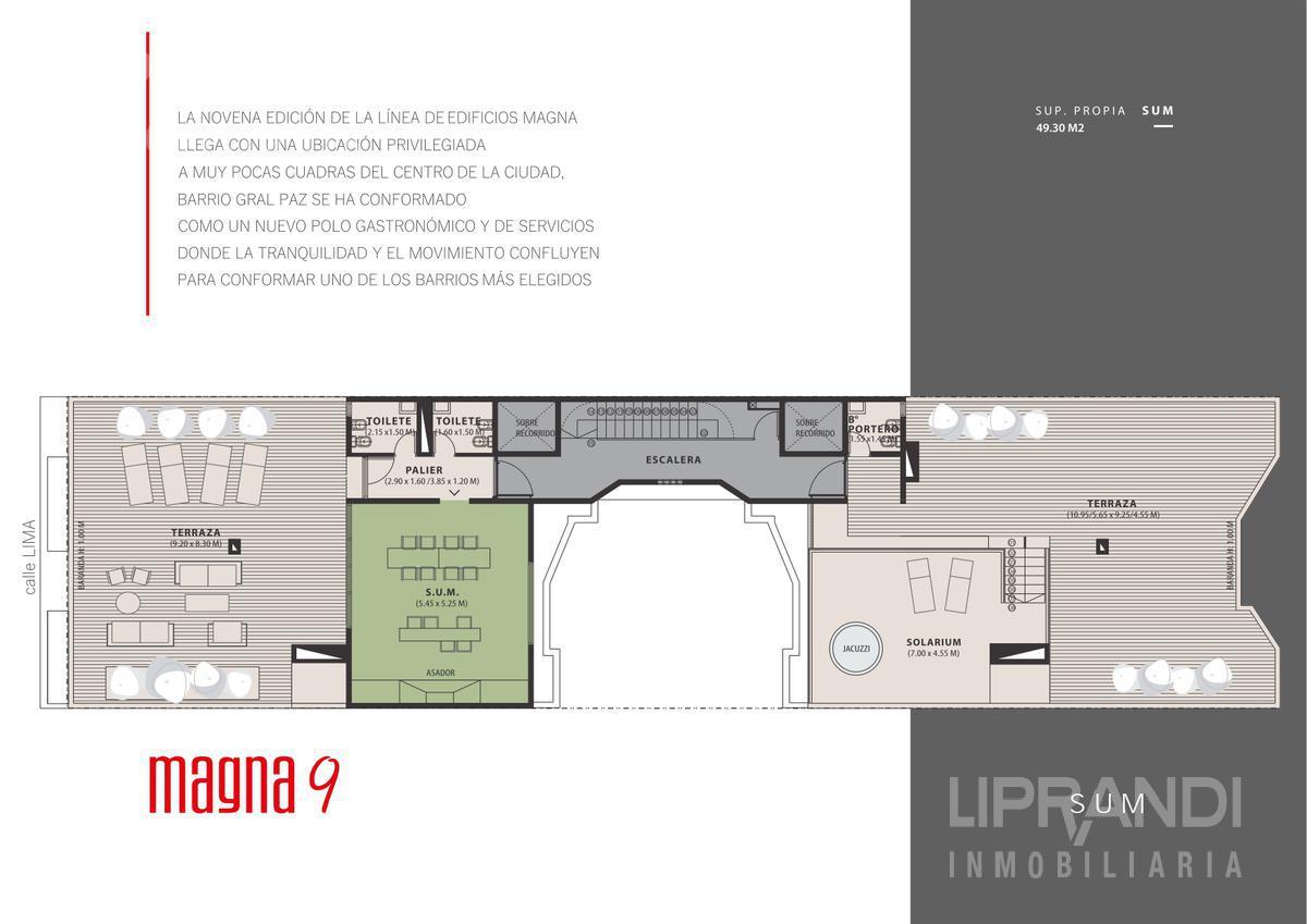Foto Edificio en General Paz LIMA 987 número 6
