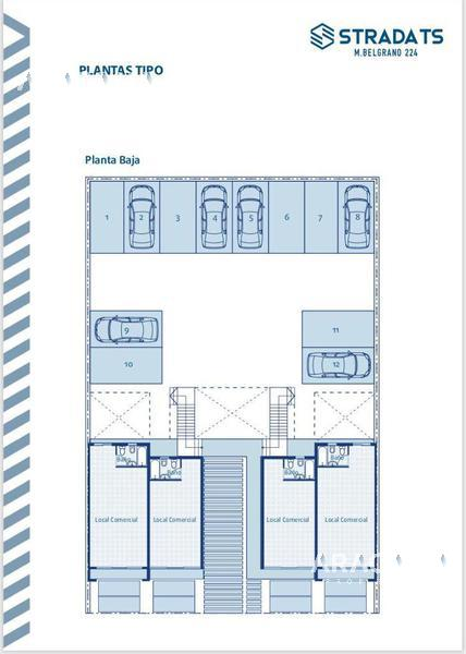 Foto Edificio en Tristan Suarez M. Belgrano 224 número 2