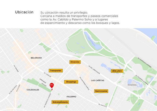 Foto Edificio en Belgrano Amenabar 746, CABA número 7