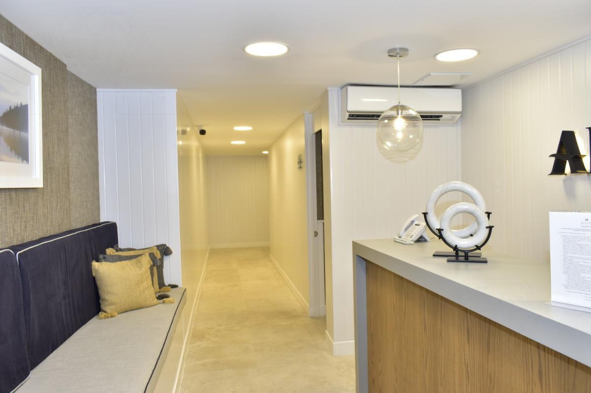 """Foto Edificio en Cancún Centro ALLURE Osean Front Luxury Condos """"Vive en la playa y en la ciudad""""  número 16"""
