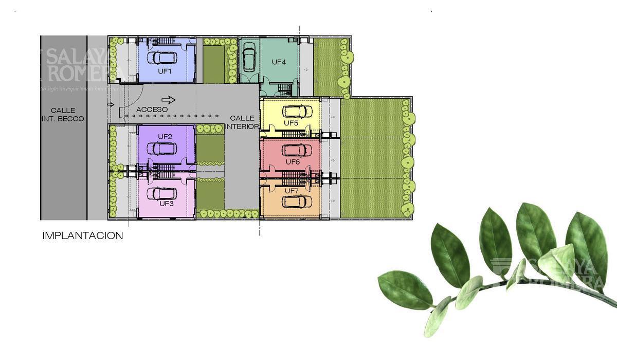Foto Condominio en Beccar Alto BECCO HAUSS número 1