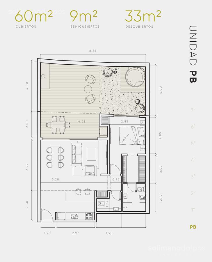 Foto Edificio en Villa Urquiza Galvan 3171 número 9