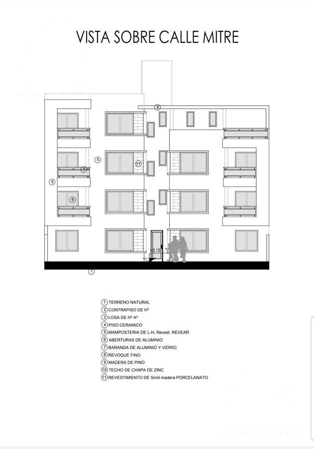 Foto Condominio en San Bernardo Del Tuyu MITRE 2900 número 8
