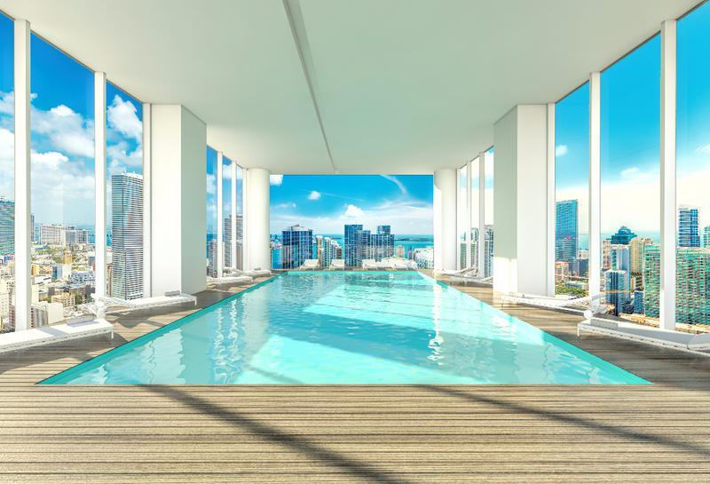 Foto Edificio en Tela 55 SW Miami Avenue Road número 10