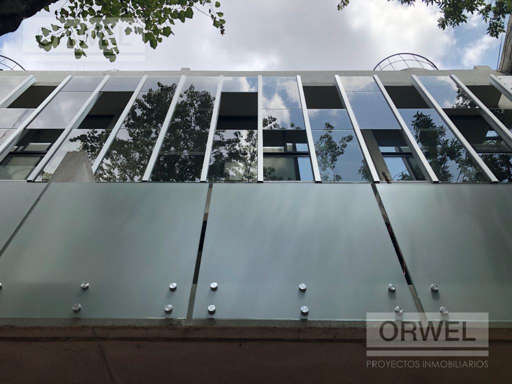 Foto Edificio en Belgrano 5 triplex sustentables. Piletas - Terrazas y Parrillas propias número 26
