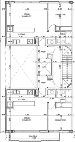 Foto Edificio en La Plata 42 e/ 17 y 18 número 2