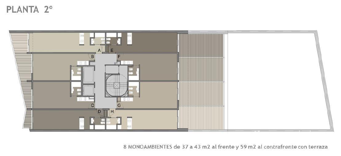 Foto Edificio en Constitución Bernardo de Irigoyen 1418 número 9